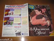 TV SORRISI E CANZONI=1989/46=DANNY QUINN=DELPHINE FOREST=HEATHER PARISI=BANFI L.