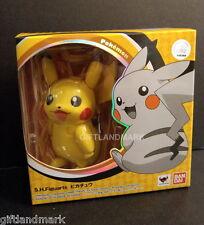 Bandai S.H. Figuarts Pokemon Pikachu Action Figure D Arts Pocket Monsters XY shf