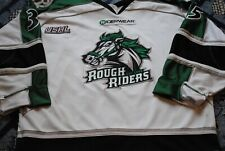 Game Worn used Jersey 2012/13 Cedar Rapids Roughriders Michael Rotolo USHL  RIT
