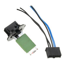 Heater Resistor Motor Resistor Wiring Loom Connector For Peugeot 206 307 6445ZL