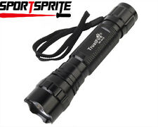TrustFire CREE Q5 400 Lumens 1 mode 18650 tactical Hunting LED Flashlight Torch
