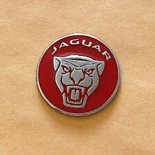 Red Jaguar Car Shift Knob Emblem Sticker Decal for F-Pace XE XJ XF