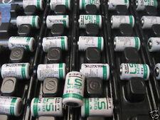 3 Pile Lithium 3.6V 1250mAH 1/2 AA LS14250 SAFT