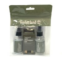 Timberland Product Care 4 pcs Travel/Gift Kit Balm Proofer Renewbuck Style A1DE3