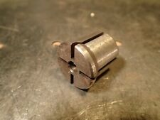 """New listing Erickson 1/4"""" M6 F-Series Tap Collet: F.255, .255"""" Bore, Used in Good Condition"""