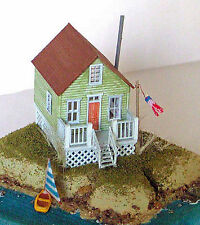 SANDY SHORES Doll House For Your Doll House Structure Plastic Kit GL3427