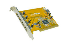 Exsys ex-1074 - PCI tarjeta USB 2.0, 4+1 puertos, PCI Controller (via chip-set)