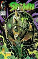 SPAWN #31 VF/NM, Todd McFarlane, Direct Cover, Image Comics 1995, Stock Image