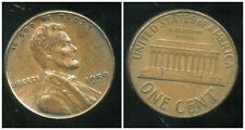 USA  one cent 1959
