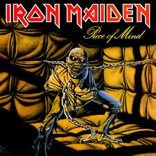 Iron Maiden - Piece Of Mind (Remastered) - 180gram Vinyl LP *NEW & SEALED*