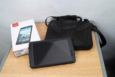 "LG VK815 G Pad 16GB Wifi-Fi 4G Verizon 8.3"" Black Tablet With Case + Bag"
