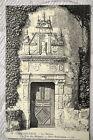 """CPA """" CHENONCEAUX - Le Château - La Tour des Marques - Porte Renaissance"""