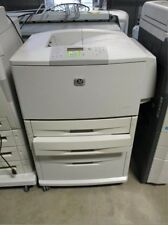 HP LaserJet 9050dn B/W Laser printer - 50 ppm - 1100 sheets