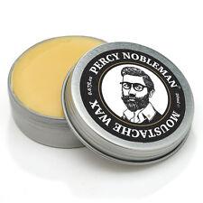 Percy Nobleman's Moustache Wax - 20g Tin