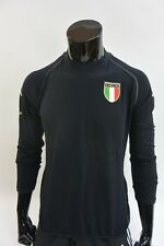2002 Kappa ITALIA Italy GK COMBAT Long Sleeve Shirt World Cup SIZE XL (adults)