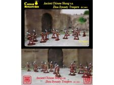Caesar Miniatures - Ancient Chinese Shang v.s. Zhou Dynasty troopers - 1:72