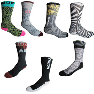 Vision Street Wear Various Styles Unisex Cotton Tube Socks