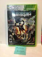 Dead Rising (Microsoft Xbox 360, 2006) platinum hits