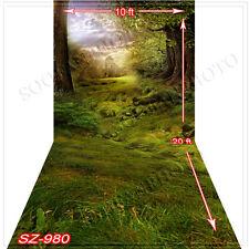 Outdoor 10'x20'Computer/Digital Vinyl Scenic Photo Backdrop Background SZ980B88
