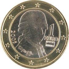 Pièces euro pour 1 euro année 2005