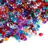 2000Pcs 4.5mm Acrylic Crystals Diamond Table Confetti Wedding Party Decor Craft