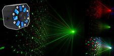 Chauvet DJ Swarm 5 FX SWARM5FX 3 In 1 Laser+Strobe+Rotating Derby Effect Light