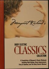 Margaret Richard Body Classics Collection DVD High Voltage Home Improvement