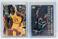 SHAQUILLE O'NEAL 92 CLASSIC FOUR SPORT #LP8 93 UPPER DECK #177 ROOKIE CARDS RC
