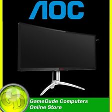 "AOC AG352QCX 35"" 2560x1080 4ms 200Mhz CURVED HDMI/DP/VGA/DVI Height Adjust [3]"