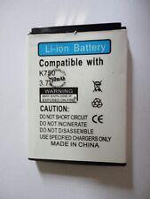 SONY ERICSSON- batteria COMPAT.-W-350-550-600-700-710-800-810-Z300-520-525-710