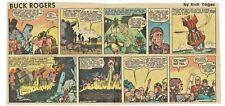 Vintage Buck Rogers #197 (Yager) 1953 Sunday Comic