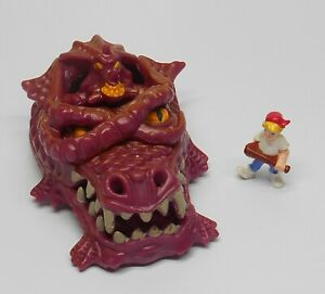 Mighty Max. Imperial Dragon. Monster Heads. Bluebird Toys. #2.