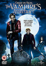 Cirque Du Freak - The Vampire's Assistant horror comedy family thriller cult