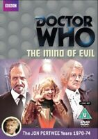 Neuf Doctor Who - The Mind De Evil DVD
