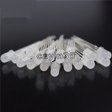 20Pcs 5mm 4pin RGB Diffused Tri-Color Common Anode LED Red Green Blue NEW