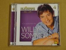 CD DAG ALLEMAAL / DE KONINGEN VAN HET NEDERLANDSTALIGE LIED 4 - WILLY SOMMERS
