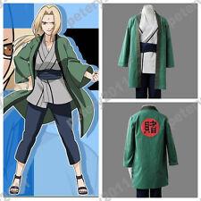Naruto Cosplay Costumes Anime Tsunade Cosplay Costume Halloween