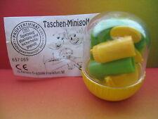 TASCHEN MINIGOLF  SPIEL   + CARTINA 657 069     GERMANIA 1995