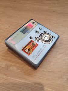 Sony Net MD MZ-N505 Type-R MD . Mini Disc Recorder player  + 5 x discs