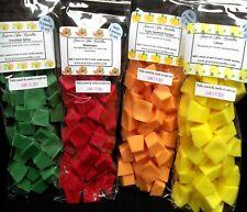FARMERS MARKET SCENTS 40 pc Candle Wax Tart Melts 8 oz Mini Chunks Chips Home