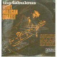 The Fabulous Gerry Mulligan Quartet LP Vinyl Salle Playel 1954 Sealed