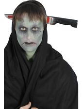 Knife Through Head Headband Adult Unisex Smiffys Fancy Dress Costume Accessory
