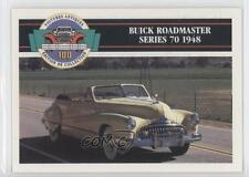 1991 #98 Buick Roadmaster Series 70 Non-Sports Card 0b6