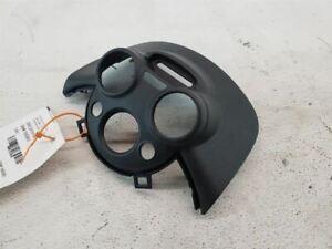 14-18 Nissan Versa Note OEM Black Temperature Control Bezel Trim
