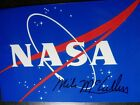 MIKE McCulley Authentic Hand Signed Autograph 4X6 PHOTO  - NASA ASTRONAUT