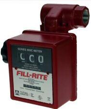 FILL-RITE 806 FLOWMETER WITH STRAINER