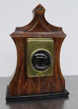 Antiker Taschen Uhren Vitrine Ständer Lupenglas Taschenuhrenständer ~ 1850