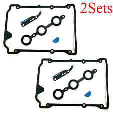 New Valve Cover & Cam Seal Gasket Plug Sets for Audi A4 Quattro 2.8L 1997-2001