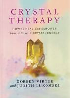 Crystal Therapy by Doreen Virtue NEW