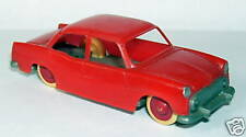 MICRO JOUEF HO 1/86 1/87 SIMCA ARIANE ROUGE roues blanches et rouge